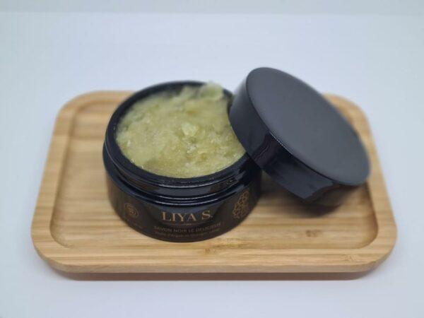 savon noir argan