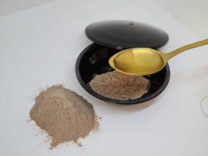 ghassoul en poudre recette preparation eau