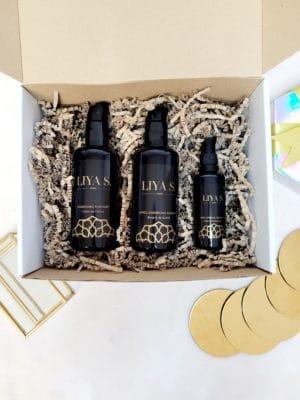 Box Soin Cheveux Gras Liya S